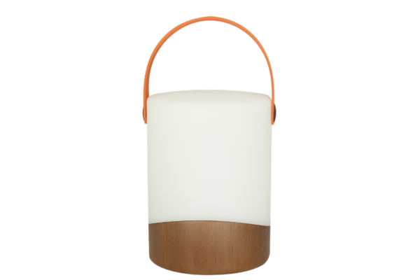 Campinglamp Mably houtlook